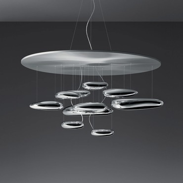 Mercury Suspension by Artemide | 1367118A