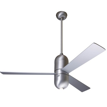 Cirrus Fan with Spotlight by Modern Fan Co. | CIR-BA-52-AL-350-NC