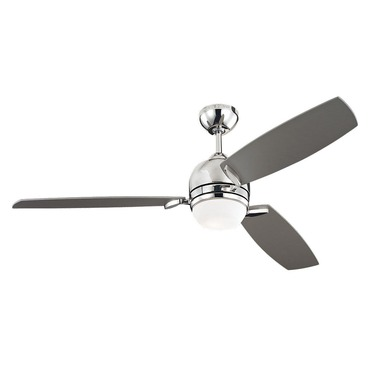 Muirfield Ceiling Fan with Light by Monte Carlo | 3MUR52PND