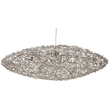 Crystal Waters Hanging Lamp Cigar by Brand Van Egmond | CWS100NHU