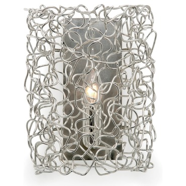 Crystal Waters Wall Lamp
