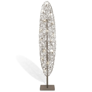 Crystal Waters Floor Lamp