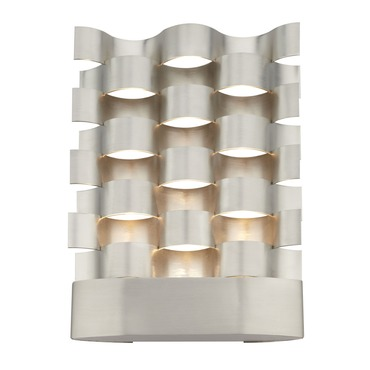 Metal Weave LED Wall Sconce by Hart Lighting | HL-1081