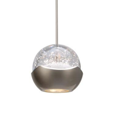 QP Genesis Pendant by WAC Lighting | QP-LED311-BN/BN