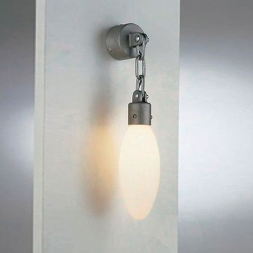 Just That Wall Lamp with Chain