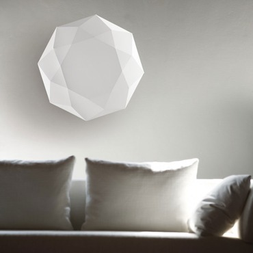 Diamond Wall Light by Morosini - Medialight | 0462PP06BIIN