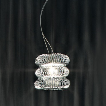 Spring SO1 Suspension by Morosini - Medialight | 0451SO04CTAL