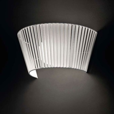 Ribbon Wall Light by Morosini - Medialight | 0480PA08BIAL