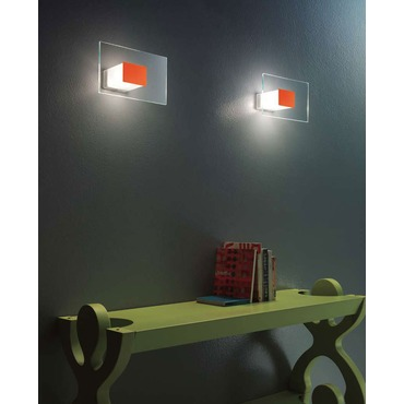 Flat R Wall Sconce