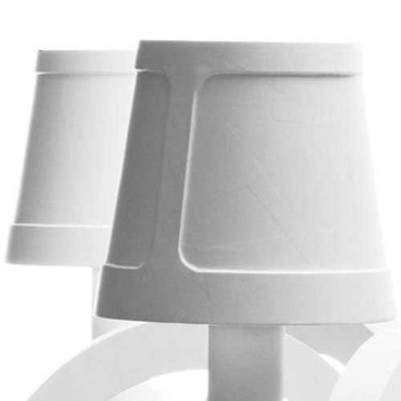 Paper Chandelier XL Shade Set
