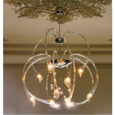 Chill Out Two Tier Suspension with Crystal Balls by Ilfari | ILF6117.02