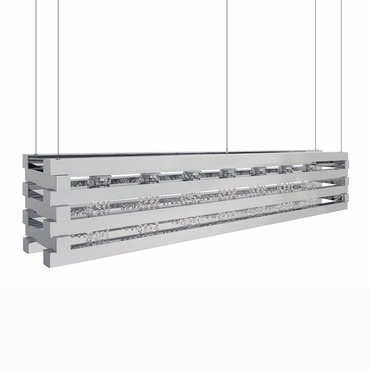Bells of Nafin Linear Suspension with Crystal  by Ilfari | ILF6362s.02