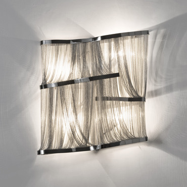 Atlantis Large Wall Sconce by Terzani USA | 0J03AE7C8A