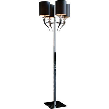 Loving Arms Floor Lamp by Ilfari | ILF6246.02.BK