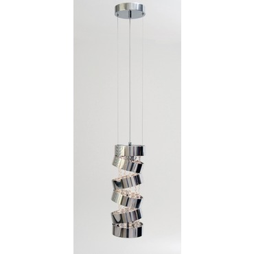 Secret Club Single Suspension with Crystals by Ilfari | ILF6390s