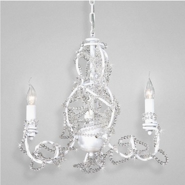Fantasia 3 Light Chandelier by Eurofase | 22930-019