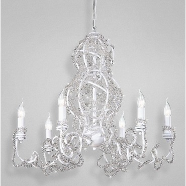 Fantasia 6 Light Chandelier