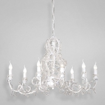 Fantasia 8 Light Chandelier by Eurofase | 22932-013