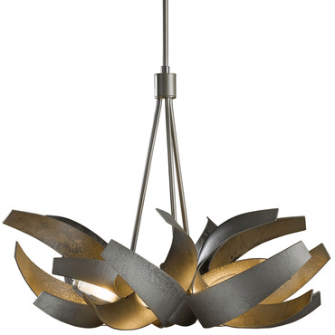 Corona Medium Pendant Long Length