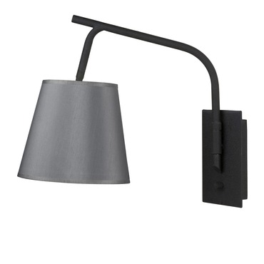 Walker Swing Arm Wall Sconce