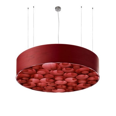 Spiro Solid Fluorescent Pendant by LZF | SPRO SM 26 DIM UL