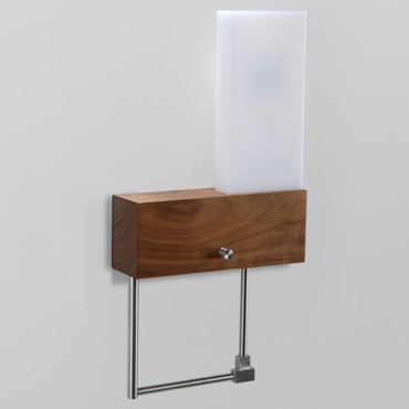 Cubo Right Bedside Wall Light by Cerno | 03-110-RH
