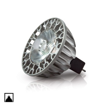 Vivid LED MR16 GU5.3 9.5W 12V 25 Deg 3000K 80CRI