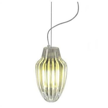 Agave Cone Pendant by Luce Plan USA | 1D4917S00500