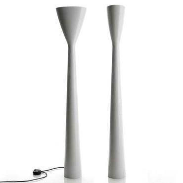Carrara Floor Lamp by Luce Plan USA | 1D380I000502
