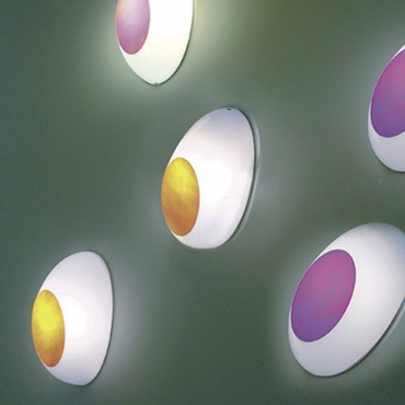 Goggle Wall Light by Luceplan USA | 1D5200000531