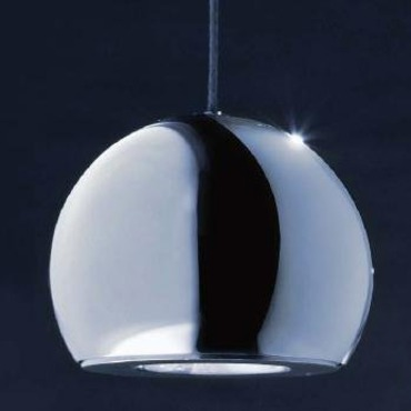 Single Light LED Down Lighting Pendant by Holtkoetter | FM-C8110/R9732/CH