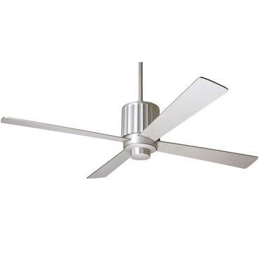 Flute Ceiling Fan with No Light/Control by Modern Fan Co. | FM-FLU-TN-52-NK-NL-NC