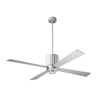 Flute Ceiling Fan No Light by Modern Fan Co. | FLU-TN-52-NK-NL-003