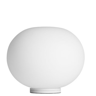 Glo-Ball Basic Zero Table Lamp by Flos Lighting | FU333109