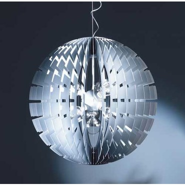 Helios Aluminum Suspension  by Lightology Collection   635303U