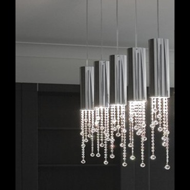 Sexy Crystals H5 6319/150 Linear Suspension