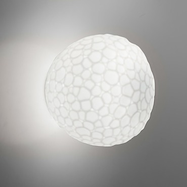 Meteorite Small Wall / Ceiling Light