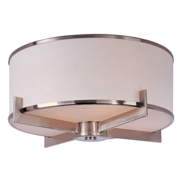 Nexus Flush Mount by Maxim Lighting | 12050WTSN