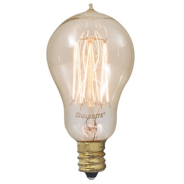 Nostalgic A15 Antique Thread Bulb 25W 120V by Bulbrite | 132515