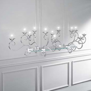 Ricciolo 12 Suspension by Lightology Collection | FM-RICCIOLO-12-S