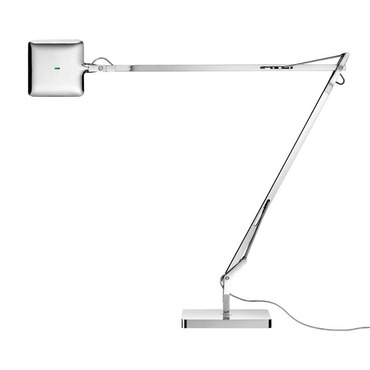 Kelvin LED Desk Lamp with Sensor by Flos Lighting | F3311057