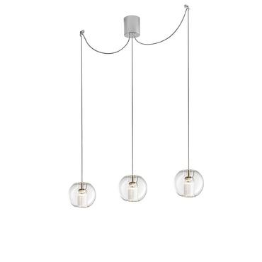Fairy LED Sphere Multi Light Decentralized Pendant