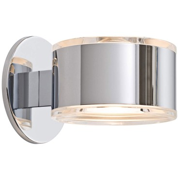 8520 Quergedacht Wall Light by Holtkoetter | 8520-CH