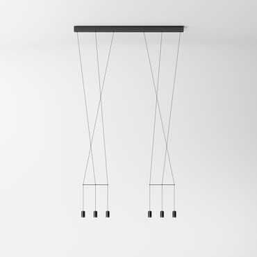 Wireflow Group Linear Pendant