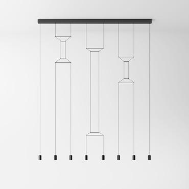 Wireflow Linear Pendant