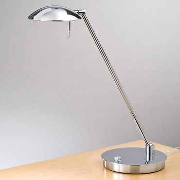 Bernie Turbo Table Lamp by Holtkoetter | 6477-CH