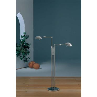 2505 Twin Light Floor Lamp