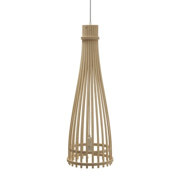 Reed Pendant Light by David Trubridge | REE-HALF