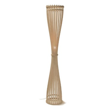 Reed Floor Lamp