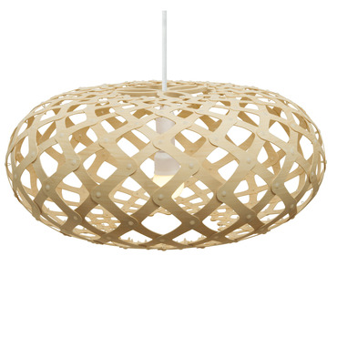 Kina Pendant by David Trubridge | KIN-0440-NAT-NAT